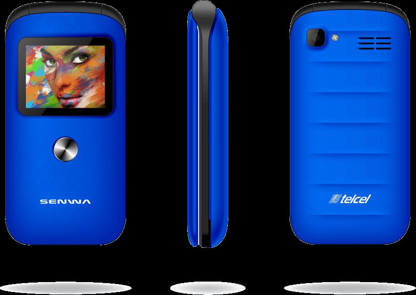 Fusion azul