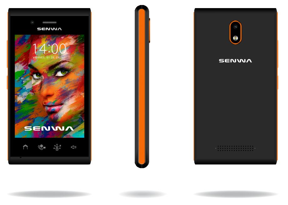 DynamicPocketS607 – Naranja
